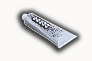 Adhesive Tube - 3.7 Ounce Tube