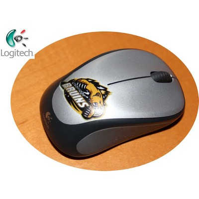 Logitech M-317 Wireless Mouse with Full Color Logo