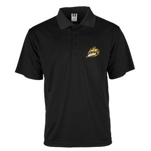 Dri Fit Golf Shirt with Full Color Logo