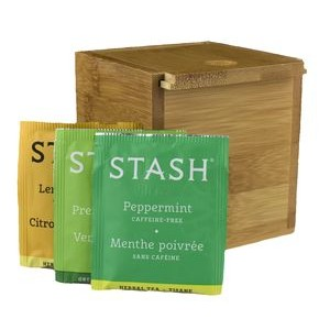 Bamboo Tea Gift Box