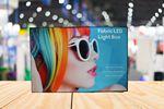 Custom LED Fabric Light Box - Table Top