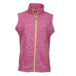 Ladies' COSMIC Fleece Vest