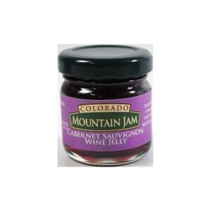 Colorado Mountain Jam Cabernet Sauvignon Wine Jelly