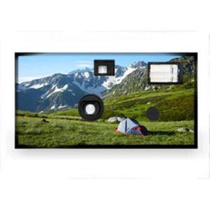 Custom Camping Disposable Camera