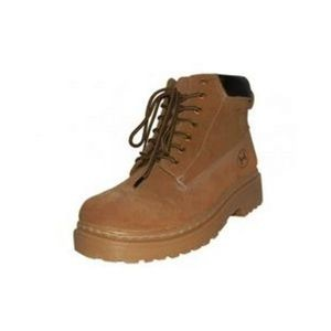 Men's Suede Insulated Boots - Tan (Size 7-12)