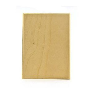 Walnut Hollow Baltic Birch Plywood Plaques (Rectangle)