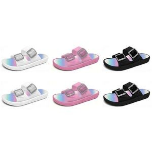 Women's Holographic PCU Sandal - Assorted