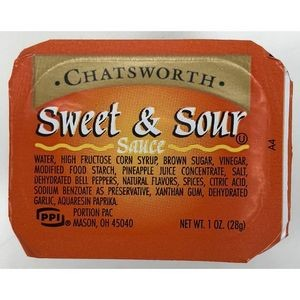 Chatsworth Sweet & Sour Sauce Cup