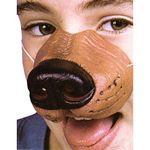 Custom Costume Kit Dog Nose with Elastic Accessory