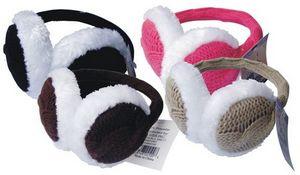 Custom Knitted Ear Muffs