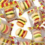 Custom Gummy Mini Burgers