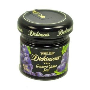 Dickinson's Pure Concord Grape Jam (1 oz.)