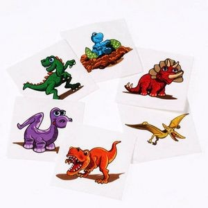 Dinosaur Temporary Tattoos - 144/Gross (Case of 15)