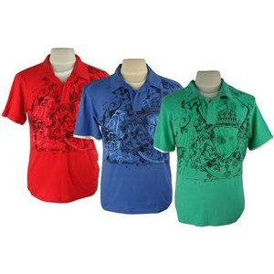 Assorted Men's Polo Shirts