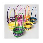 Custom Oval Easter Basket