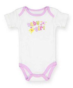 Custom Baby Girls' Onesies Baby Girls' - Sizes 0-12M