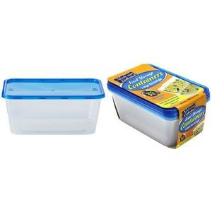 34 oz. Rectangular Storage Container 3-Packs - Nicole Home Collection
