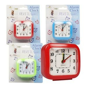Alarm Clock - Assorted