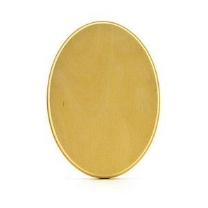 Walnut Hollow Baltic Birch Plywood Plaques (Oval)