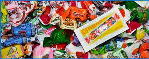 Custom Value Wrapped Candy Mix
