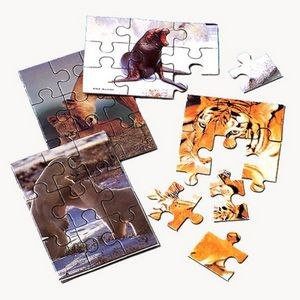 Mini Animal Jigsaw Puzzles