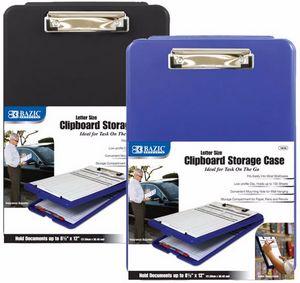 Custom Bazic Clipboard Storage Case