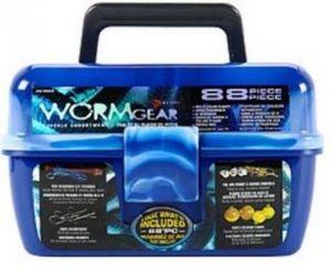 Custom 88pc Tackle Box