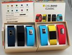 Custom ChillBand Activity Tracker Classic Multi Band Gift Set