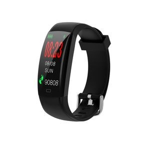 ChillBand Wave Black IP-68 Waterproof Unisex Design