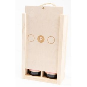 Two-pack Wine Box