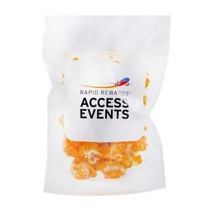 Gourmet Popcorn Cheddar Snack Pouch