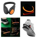 Custom PVC & Silicone Running Shoe Lights