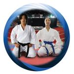 Custom Karate Mylar Insert - 2