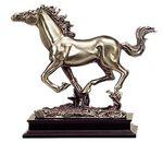 Custom Running Horse Pewter - 7