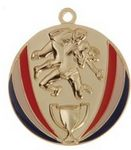 Custom Medal & Ribbon, Wresting, 2