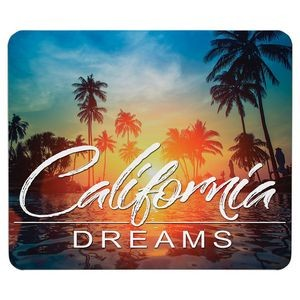"Mouse Pad, Full Color, 9 1/4"" x 7 3/4"""