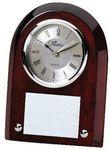Custom Rosewood Clock 7 1/4