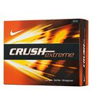 Custom Nike Crush Extreme Golf Ball w/ Logo