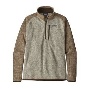 Patagonia Men's Better Sweater 1/4-Zip