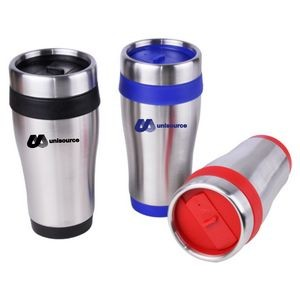 Stainless Steel Travel Mug (16 Oz.)