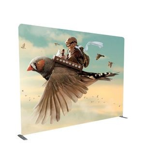Straight Tension Fabric Wall Display - 10 ft