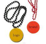 Custom Beads with Medallion