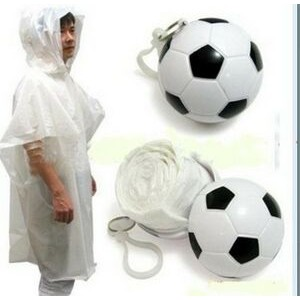 Soccer Ball Raincoat