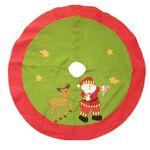 Custom Christmas Tree Skirt