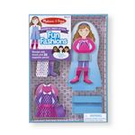 Custom Fun Fashions Magnetic Dress Up Set Toy