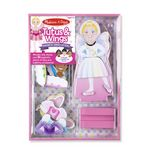 Custom Tutus & Wings Magnetic Dress Up Set Toy
