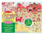 Custom Fruitville Scratch & Sniff Sticker Pad