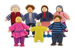 Custom Doll Family