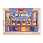 Custom Happy Handles Stamp Set