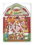 Custom On The Farm Puffy Sticker Set
